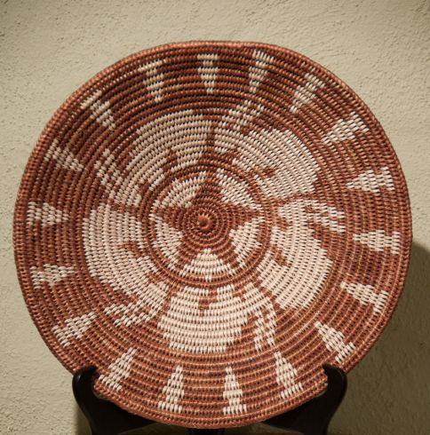 Navajo Rabbit Basket