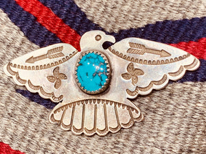 Thunderbird Pin