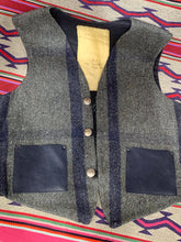 Men's Vest by Salvaged