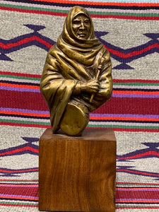 Bronze by Santa Fe Artist, James Roybal