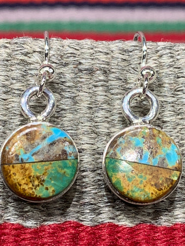 Turquoise Earrings by the Dukepoo's
