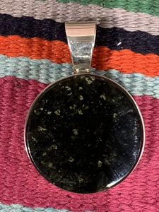 Black Jade Pendant by the Dukepoo's