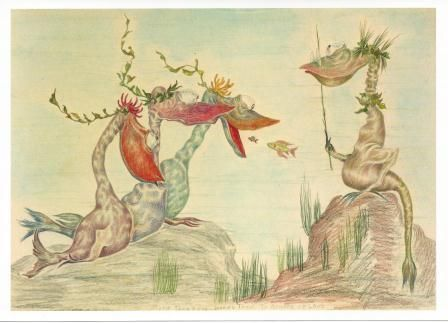 Millicent Rogers Mermaid Cards