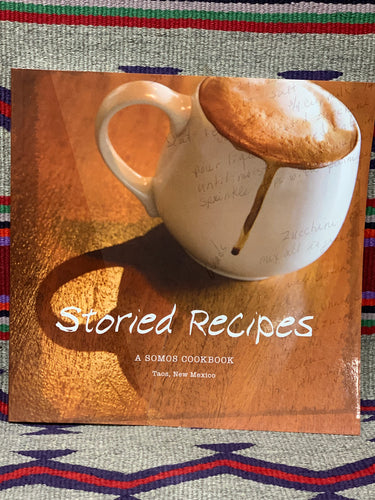 Storied Recipes Cookbook