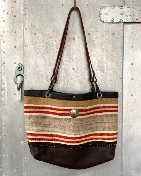 Tote by Salvaged
