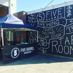 Our Wollongong taproom