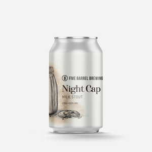 Night Cap Milk Stout