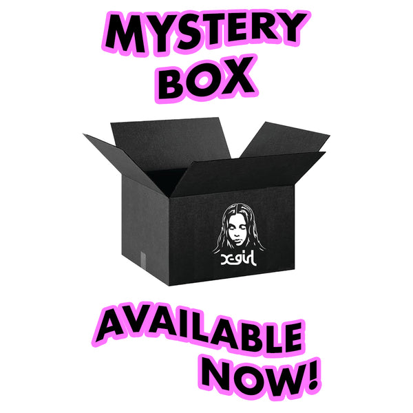 Mystery Boxes Available Now!