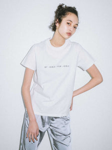 CITIES S/S REGULAR TEE, T-SHIRT, X-Girl