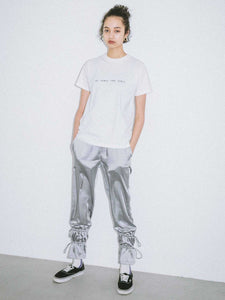 CITIES S/S REGULAR TEE - X-girl