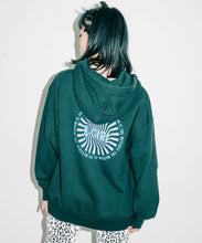 Load image into Gallery viewer, SPIRAL LOGO SWEAT HOODIE, HOODIES & SWEATERS, X-Girl