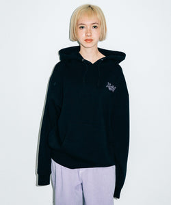 SPECTRUM SWEAT HOODIE, HOODIES & SWEATERS, X-Girl