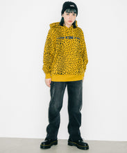 Load image into Gallery viewer, #1 LEOPARD SWEAT HOODIE, HOODIES & SWEATERS, X-Girl