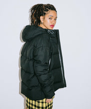 Load image into Gallery viewer, WOOL RIP-STOP DOWN JACKET, OUTERWEAR, X-Girl