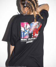 Load image into Gallery viewer, X-girl x MTV S/S MENS TEE, T-SHIRT, X-Girl