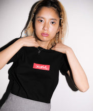 Load image into Gallery viewer, BOX LOGO S/S BABY TEE, T-SHIRTS, X-Girl