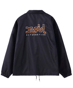 PATCH COACH JACKET, OUTERWEAR, X-Girl