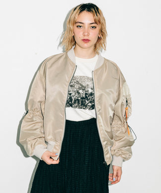 CROPPED L2B JACKET, OUTERWEAR, X-Girl