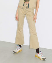 Load image into Gallery viewer, FLARE WORK PANTS, PANTS, X-Girl