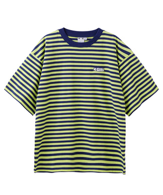 STRIPED H/S TEE