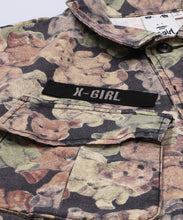 Load image into Gallery viewer, MILITARY SHIRT, SHIRT, X-Girl