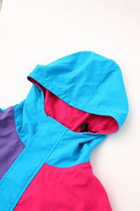 CRAZY COLOR ANORAK - X-girl