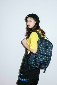 CHEWY LOGO BACKPACK, ACCESSORIES, X-Girl