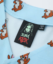 Load image into Gallery viewer, X-girl x KOZIK PEPLUM S/S SHIRT, SHIRTS, X-Girl