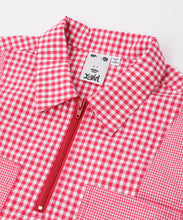 Load image into Gallery viewer, GINGHAM PLAID SHIRT, SHIRT, X-Girl