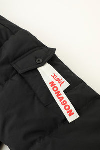 X-girl x NONA9ON PUFF JACKET, OUTERWEAR, X-Girl