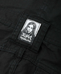 X-girl x MADE ME CARGO OVERALLS, OVERALL, X-Girl