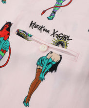 Load image into Gallery viewer, X-girl x KOZIK S/S SHIRT, SHIRTS, X-Girl
