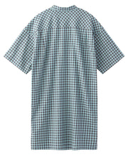 Load image into Gallery viewer, MAO COLLAR PLAID DRESS, DRESS, X-Girl