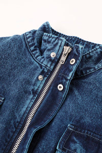 BOA DENIM JACKET - X-girl