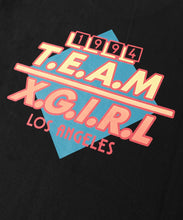 Load image into Gallery viewer, TEAM XGIRL S/S TEE DRESS, DRESS, X-Girl