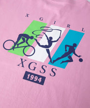 Load image into Gallery viewer, XGSA L/S BIG TEE, T-SHIRT, X-Girl