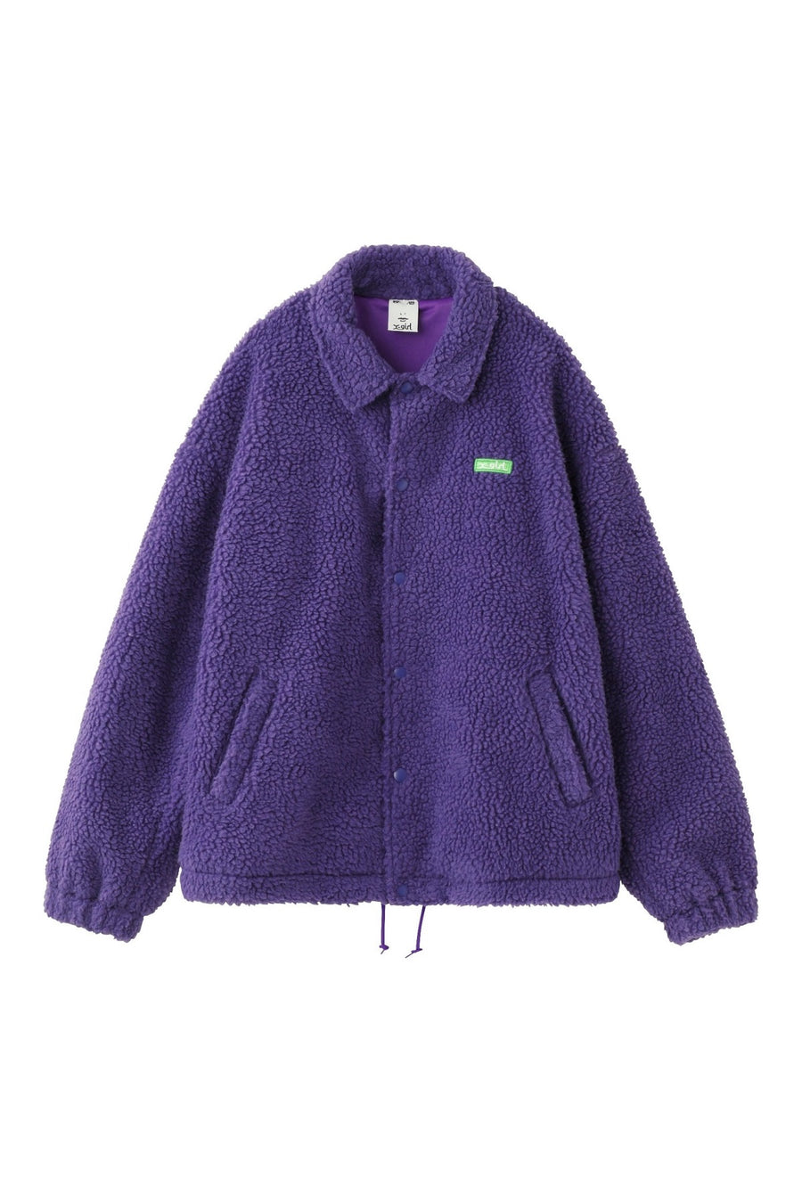 BOA COACH JACKET, JACKETS, X-Girl