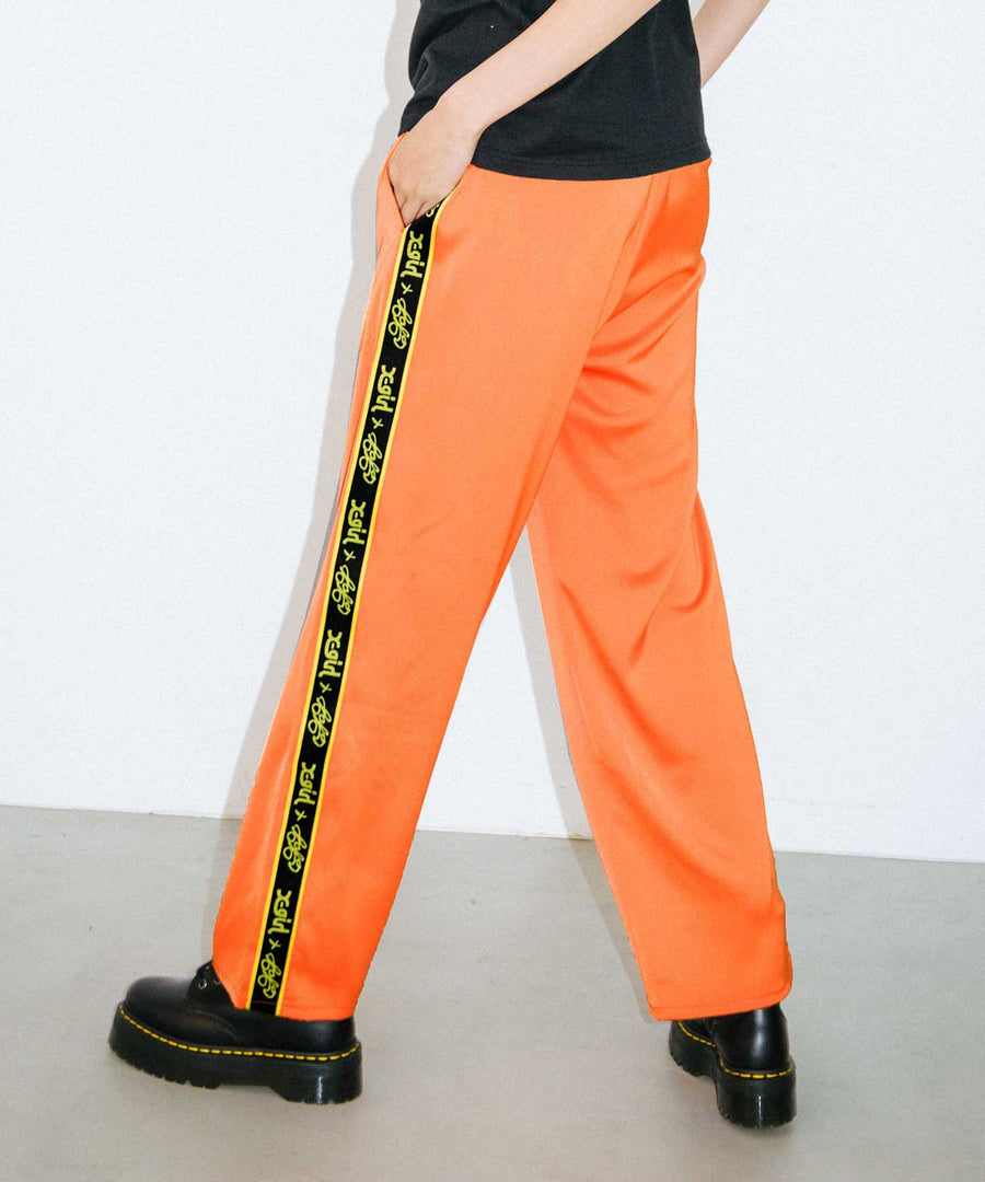 X-girl x FAFI HIGH WAIST PANTS