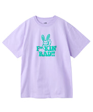 Load image into Gallery viewer, RAD BUNNY S/S TEE, T-SHIRTS, X-Girl
