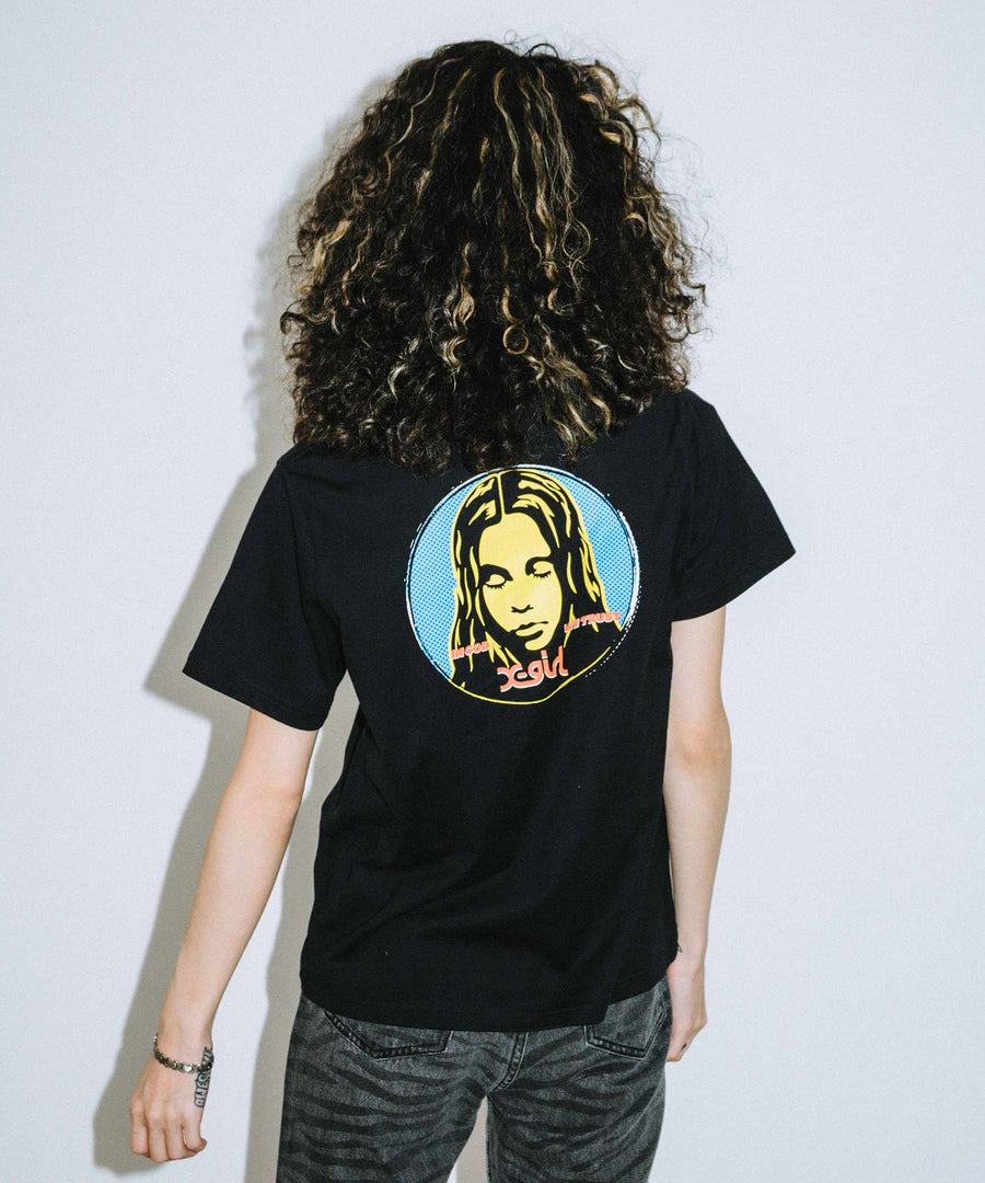 25th ANNIVERSARY S/S TEE, T-SHIRTS, X-Girl