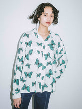 Load image into Gallery viewer, BUTTERFLY L/S SHIRT, SHIRTS, X-Girl