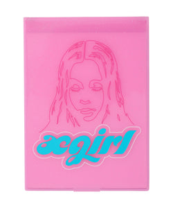 STICKER FACE MIRROR, ACCESSORIES, X-girl