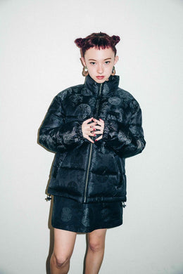 X-girl x OPENING CEREMONY PUFF JACKET, OUTERWEAR, X-Girl