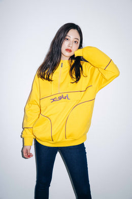 SWEAT ANORAK, OUTERWEAR, X-Girl
