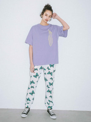 BUTTERFLY JOGGER PANTS, PANTS, X-Girl