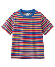 Load image into Gallery viewer, STRIPED S/S TOP, T-SHIRTS, X-Girl