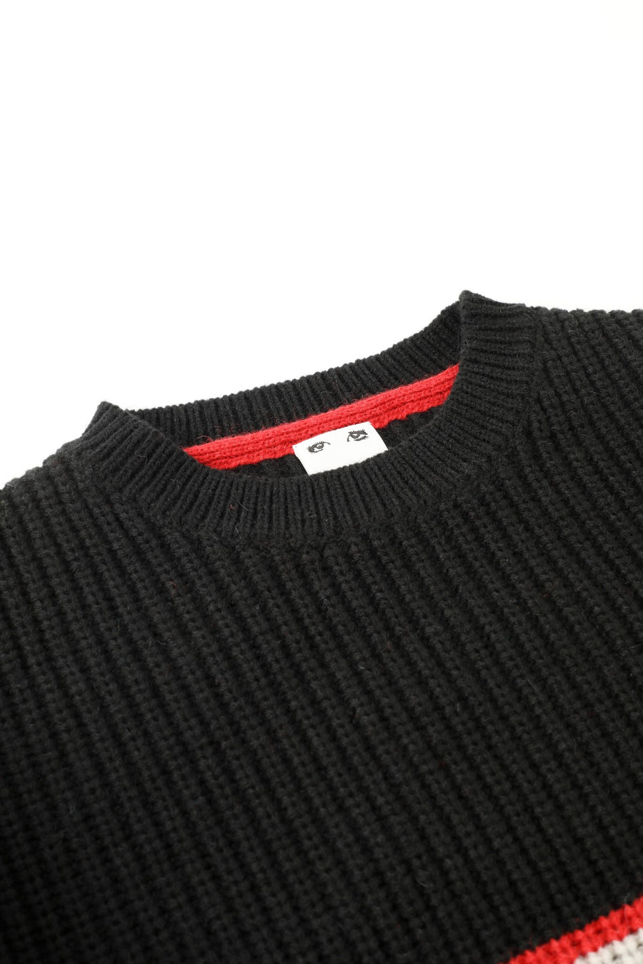 LINE KNIT TOP - X-Girl
