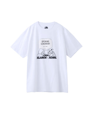 S/S TEE XL x XG x OC MEETING, T-SHIRT, X-Girl