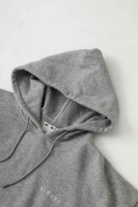 X-baby CROPPED SWEAT HOODIE, HOODIES & SWEATERS, X-Girl