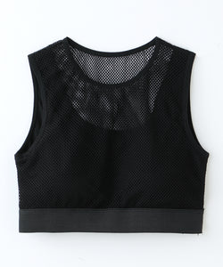 MESH BRA TOP, C&S, X-Girl
